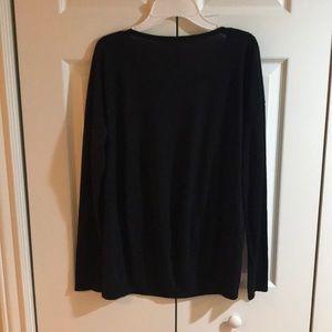 Old Navy Tops - Long sleeve black shirt